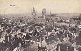 Ieper, Ypres, Panorama (pk57029) - Ieper