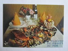 Cuisine Recette Plateau De Fruits De Mer Bretagne En Couleurs - Recettes (cuisine)