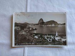 ANTIQUE POSTCARD BRAZIL RIO DE JANEIRO BOTAFOGO CIRCULATED - Rio De Janeiro
