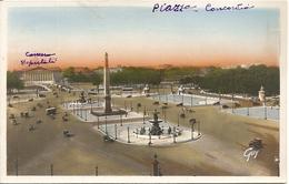 PARIS - Place De La Concorde - FORMATO PICCOLO - (rif. G22) - France