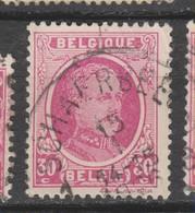 COB 200 Oblitération Centrale SCHAERBEEK - 1922-1927 Houyoux