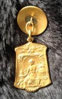 Médaille De L'Union Des Patrons Pâtissiers . Jos. Fisch à Bruxelles . Art Nouveau . - Autres Collections