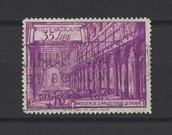 VATICAN.  YT   N° 147  Obl  1949 - Oblitérés