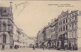 Kortrijk, Courtrai, Leiestraat, Rue De La Lys  (pk57035) - Kortrijk