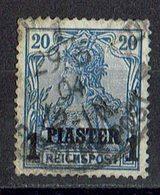 Türkei 1900/1904 // Mi. 14 II O - Deutsche Post In Der Türkei