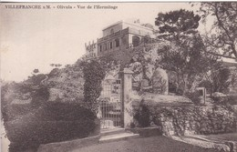 06  / VILLEFRANCHE SUR MER / OLIVULA / VUE DE L HERMITAGE - Villefranche-sur-Mer