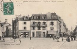Place Du Morbihan - Chapelle De L'Hôpital, Côté Ouest - Lorient