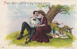 Couple ; Man Does Not Live By Bread Alone, 00-10s - Couples