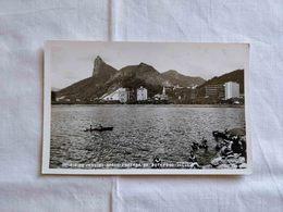 ANTIQUE POSTCARD BRAZIL - RIO DE JANEIRO - ENSEADA DO BOTAFOGO Nº111 UNUSED - Rio De Janeiro