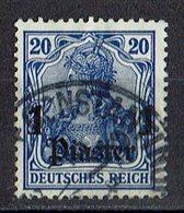 Türkei 1905 // Mi. 26 O - Deutsche Post In Der Türkei