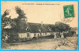 36- CORLAY Dans LA VALLÉE NOIRE - INDRE En BERRY - AUBERGE Du POINT Du JOUR - PROCHE De LA CHÂTRE - VERS 1905 - La Chatre