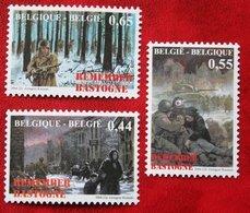 Bastogne WWII War OBC N° 3329-3331 (Mi 3378-3380) 2004 POSTFRIS MNH ** BELGIE BELGIEN / BELGIUM - Belgien