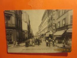 CPA  75  PARIS  15 E  RUE DU  THEATRE - Arrondissement: 15
