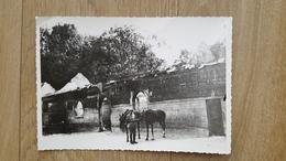 PHOTO - FOLEMBRAY 02 AISNE - LE CHENIL DETRUIT EN 1917 PENDANT LA GUERRE 14 - 18 - Lieux