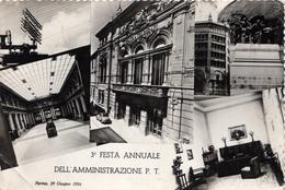 3 Festa Annuale Dell'amministrazione PT - Poste & Postini