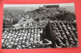 Ragusa Ibla Panorama Nel 1982 NV - Italien