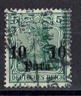 Türkei 1905/1913 // Mi. 36 O - Deutsche Post In Der Türkei