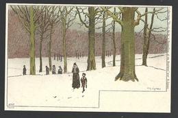 *** LYNEN N°17 - Neige Lac - Lynen, Amédée-Ernest