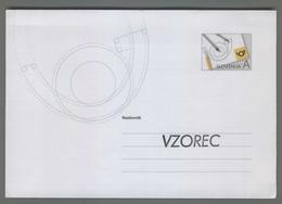 C4452 SLOVENIA Postal Stationery ENVELOPE A Biglietto Postale - Slovenia