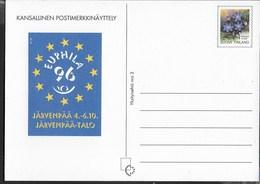 FINLANDIA - EUPHILA 96 - CARTOLINA POSTALE - Finlandia
