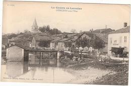 CPA Ourches Sous L'Eau 55 Meuse - France