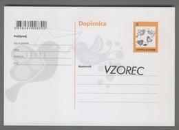 C4454 SLOVENIA Postal Stationery B Postcard DOPISNICA Cartolina Postale - Slovenia