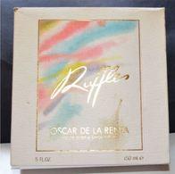 Ruffles Oscar De La Renta  Boite RARISSIME  150ML VRAIS PARFUM - Parfums