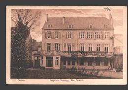 Ensival - Propriété Sauvage - Rue Grande - Verviers