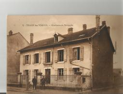THAON   Gendarmerie      °  493 - Thaon Les Vosges