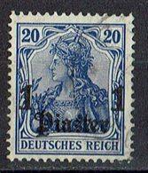 Türkei 1905/1913 // Mi. 38 O - Deutsche Post In Der Türkei