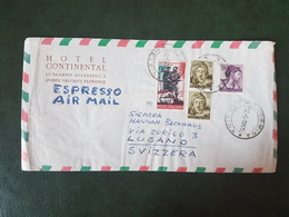 (27437) STORIA POSTALE ITALIA 1965 - 1946-.. République