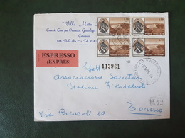 (27441) STORIA POSTALE ITALIA 1965 - 1946-.. République