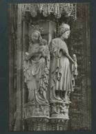 Ulm A. D. Donau - Münster - Madonna Und St. Martin  V. Meister Hartmann -   Mba41 - Ulm