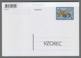 C4462 SLOVENIA Postal Stationery FIRAMLA FILATELISTICNA RAZSTAVA MLADIH TRBVLJE 2013 A Postcard - Slovenia