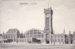 Oostende, Ostende, La Gare  (pk57051) - Oostende