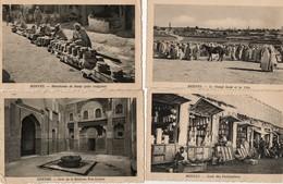 MECKNES , Carnet Complet De 12 Cartes - Meknès