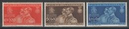 Italie - YT 251-253 * - 1930 - 1900-44 Victor Emmanuel III