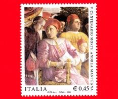 Nuovo - MNH - ITALIA - 2006  - 5º Centenario Della Morte Di Andrea Mantegna - Camera Degli Sposi, - 0,45 - 6. 1946-.. República