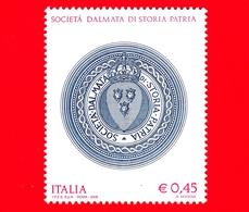 Nuovo - MNH - ITALIA - 2006  - Società Dalmata Di Storia Patria - Emblema Della Società - 0,45 - 6. 1946-.. República