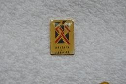 Pin's Anglais Expo 92 - Pin's