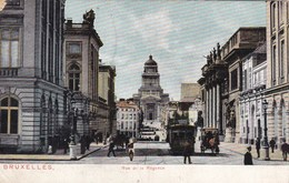 Bruxelles, Brussel, Rue De La Regence (pk57064) - Avenues, Boulevards