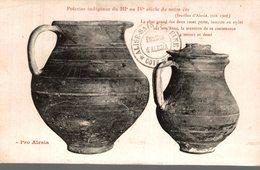 PRO ALESIA POTERIES INDIGENES DU IIIe ET IVe SIECLE DE NOTRE ERE - Antiquité
