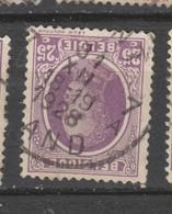 COB 198 Oblitération Centrale GENT 7 - 1922-1927 Houyoux