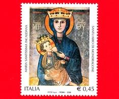 Nuovo - MNH - ITALIA - 2006 - Maria Santissima Incaldana, Nel Santuario Di Mondragone - 0,45 - 6. 1946-.. Republik