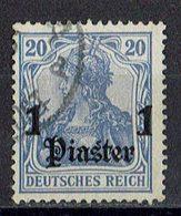 Türkei 1905/1913 // Mi. 38 O Farbe ??? - Deutsche Post In Der Türkei