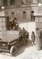 2° REPARTO CELERE DI P.S. - Timbro Al Retro FOTO PATELLANI - 1 - Cm. 13,00x18,00 - Krieg, Militär