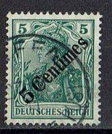 Türkei 1908 // Mi. 48 O - Deutsche Post In Der Türkei