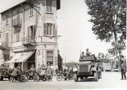 2° REPARTO CELERE DI P.S. - Timbro Al Retro FOTO PATELLANI - 3 - Cm. 18,00x13,00 - Krieg, Militär