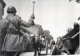 2° REPARTO CELERE DI P.S. - Timbro Al Retro FOTO PATELLANI - 5 - Cm. 18,00x13,00 - Krieg, Militär