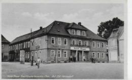 AK 0188  Bad Klosterlausnitz - Hotel Beyer / Ostalgie , DDR Um 1953 - Bad Klosterlausnitz